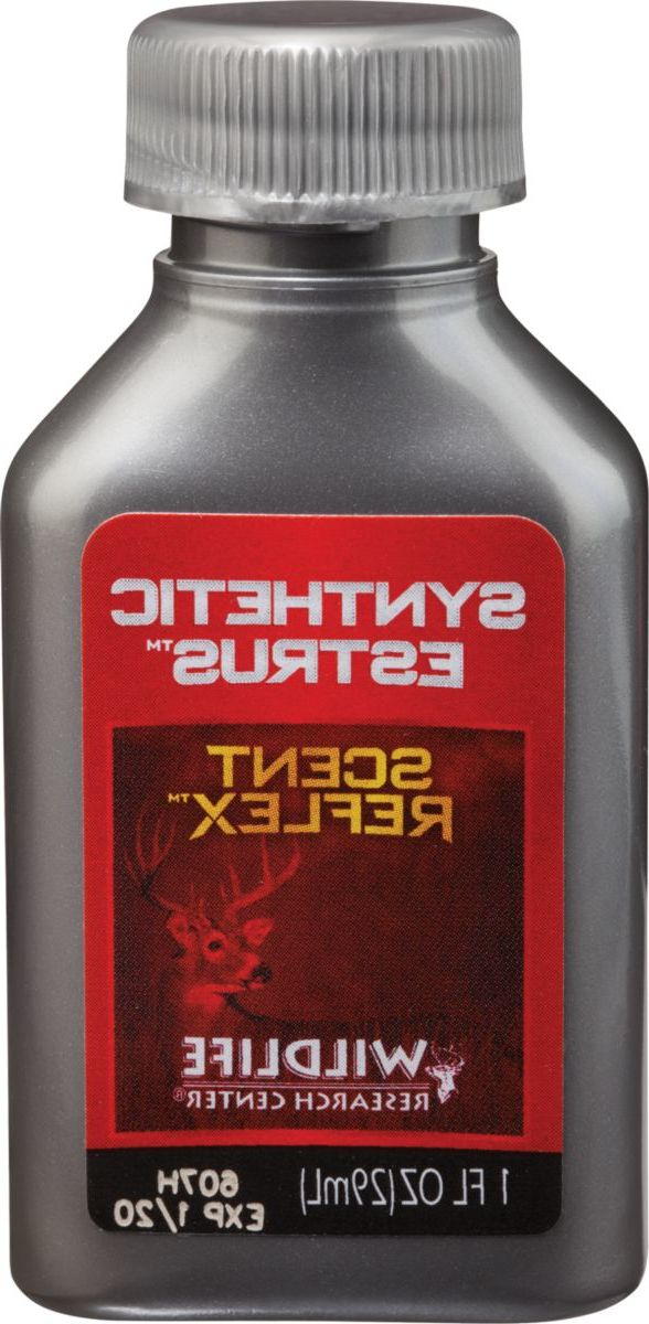 Wildlife Research Center® Synthetic Estrus Deer Attractant with Scent Reflex® Technology