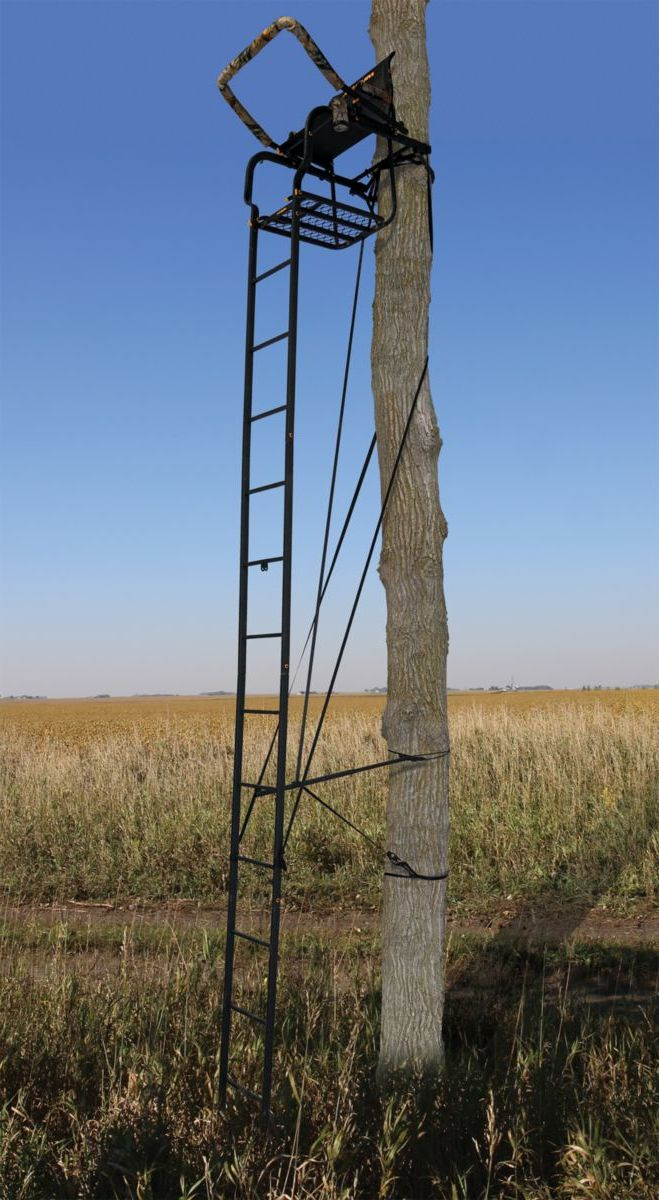 Muddy® The Odyssey XLT Ladder Stand