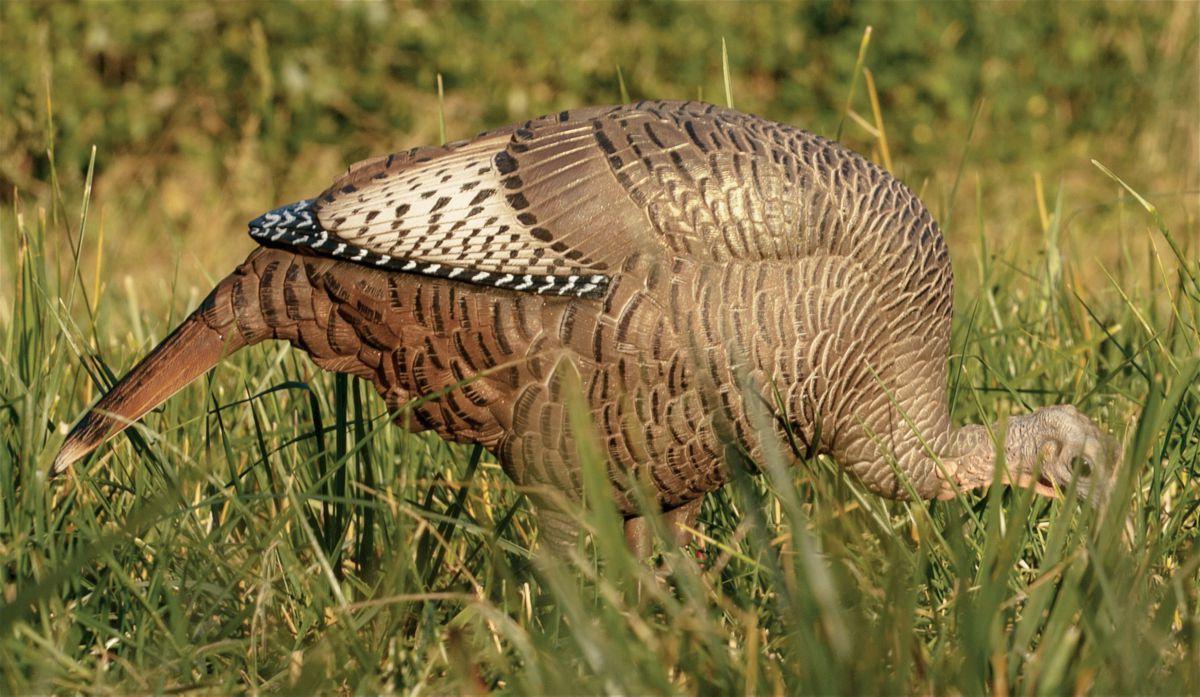 Dave Smith Decoys Turkey Flock Turkey Decoy