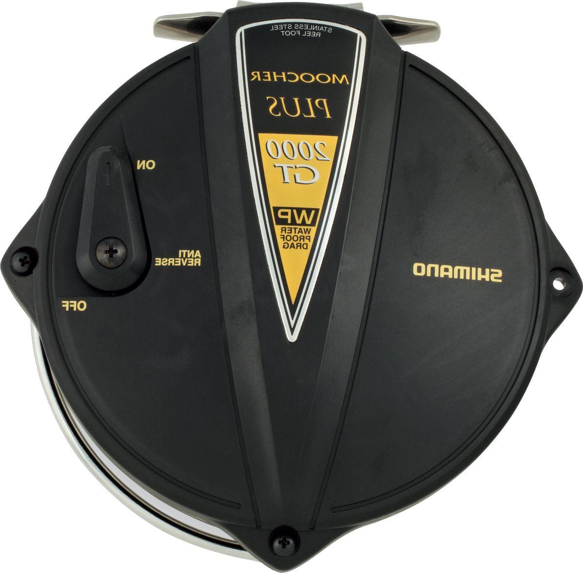 Shimano® Moocher Plus® GT Reel