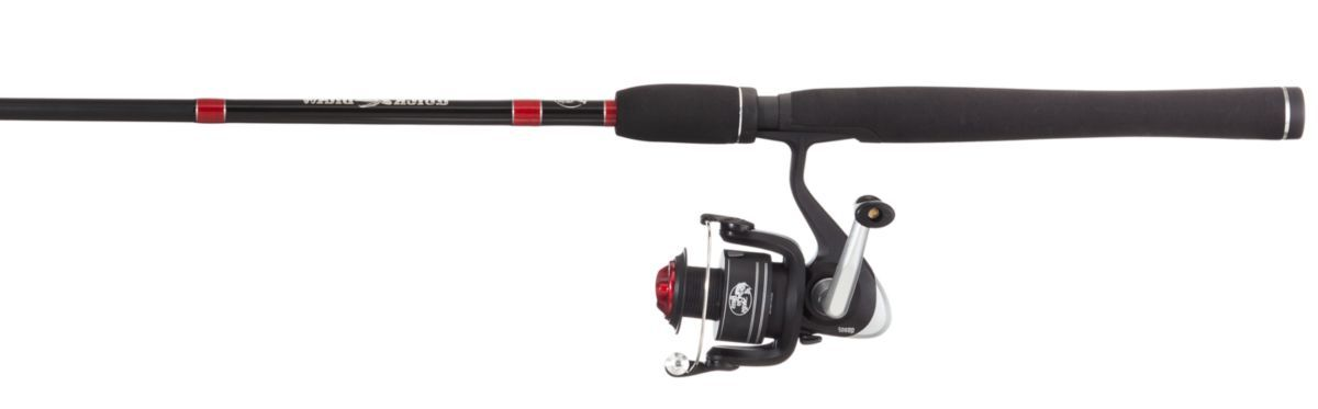 Bass Pro Shops® Quick Draw Rod and Reel Spinning Combo
