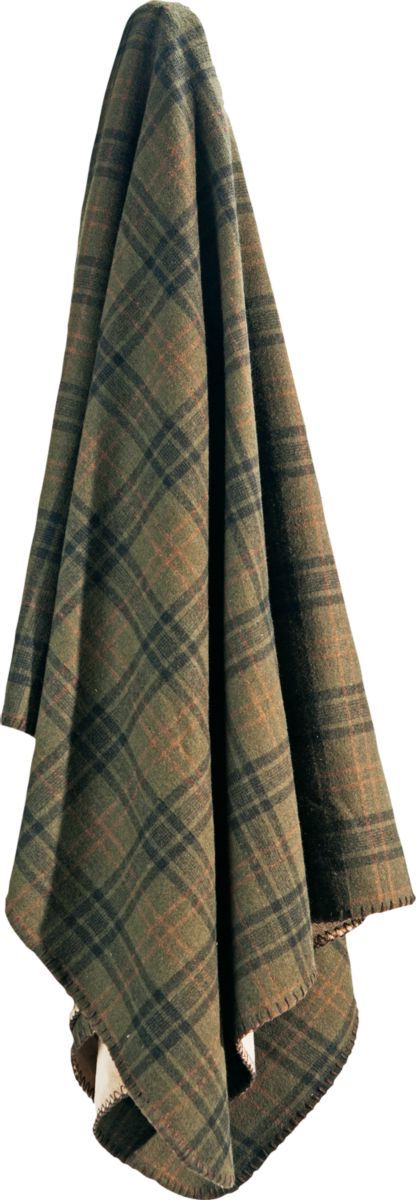 Carstens Cedar Hills Plaid Throw