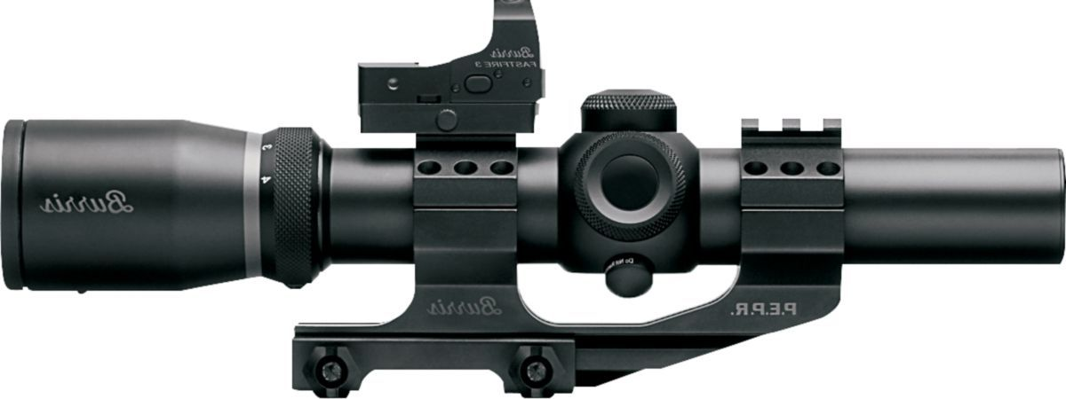 Burris Riflescope with Fastfire III Sight