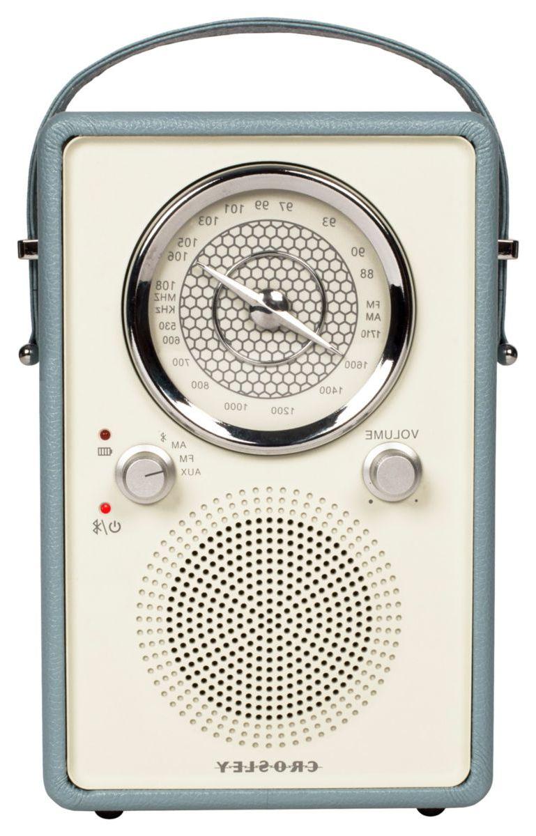 Crosley® Mockingbird AM/FM Radio