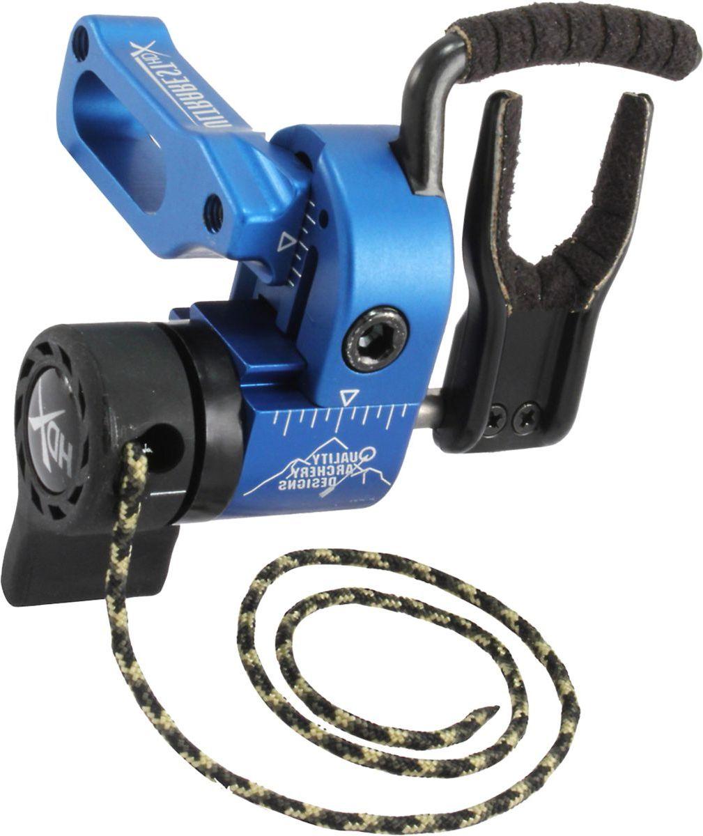 QAD Ultra-Rest HDX Arrow Rest – Blue