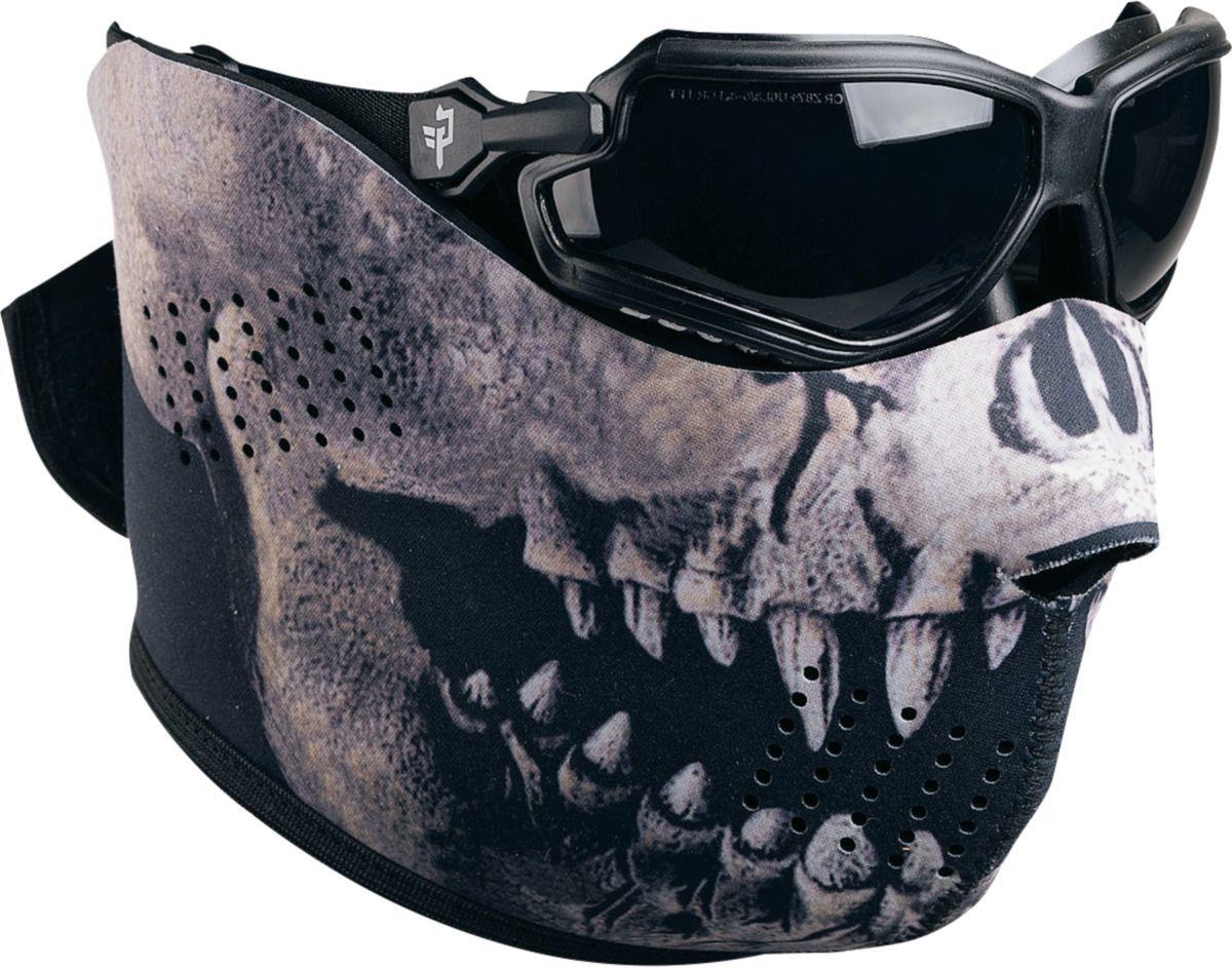 Crosman Game Face™ Airsoft Goggles and Predator Mask