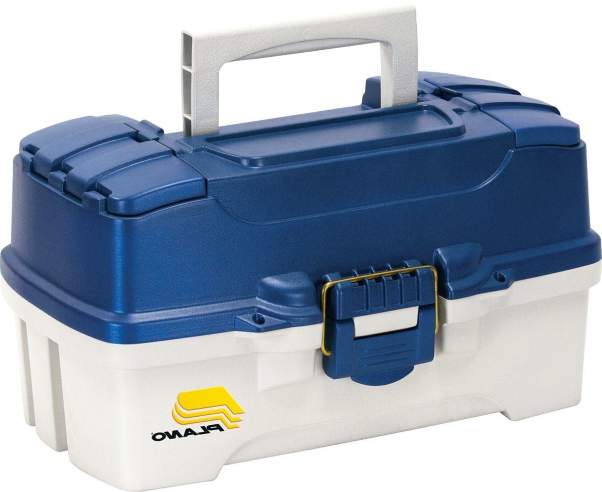 Plano® Two-Tray Tackle Box