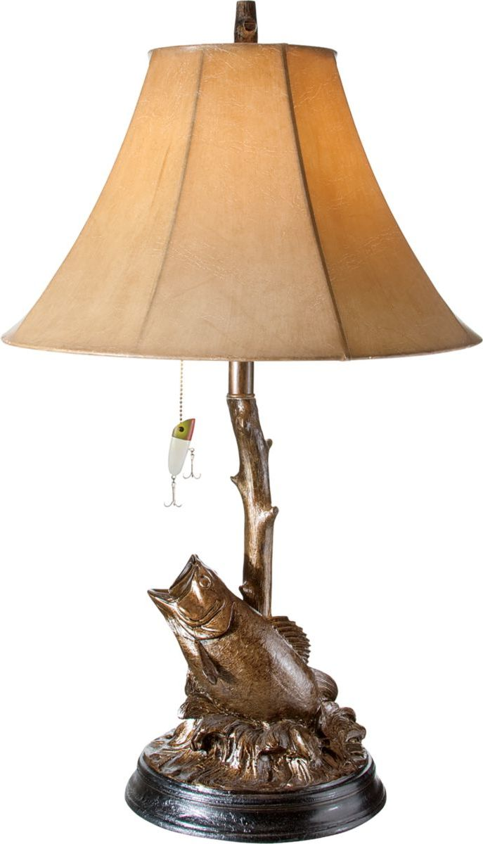 White River® Table Lamps