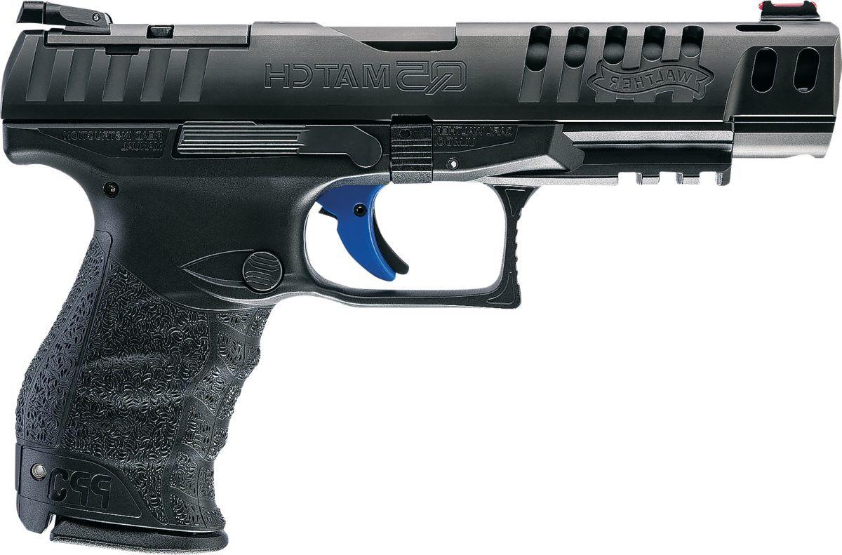 Walther Q5 Match Pistol