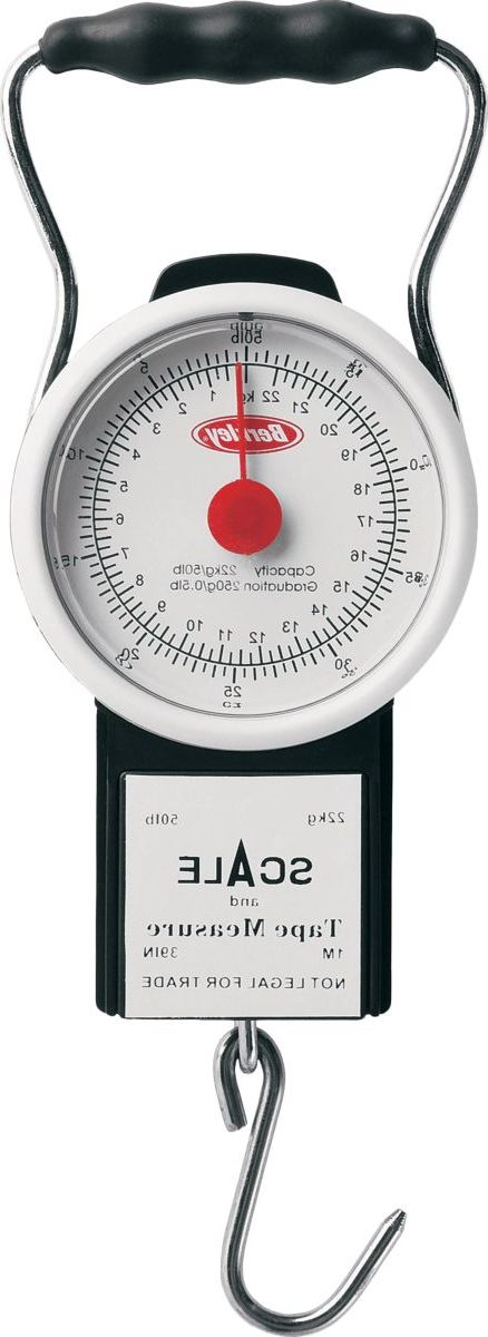Berkley® Scale with Measuring Tape