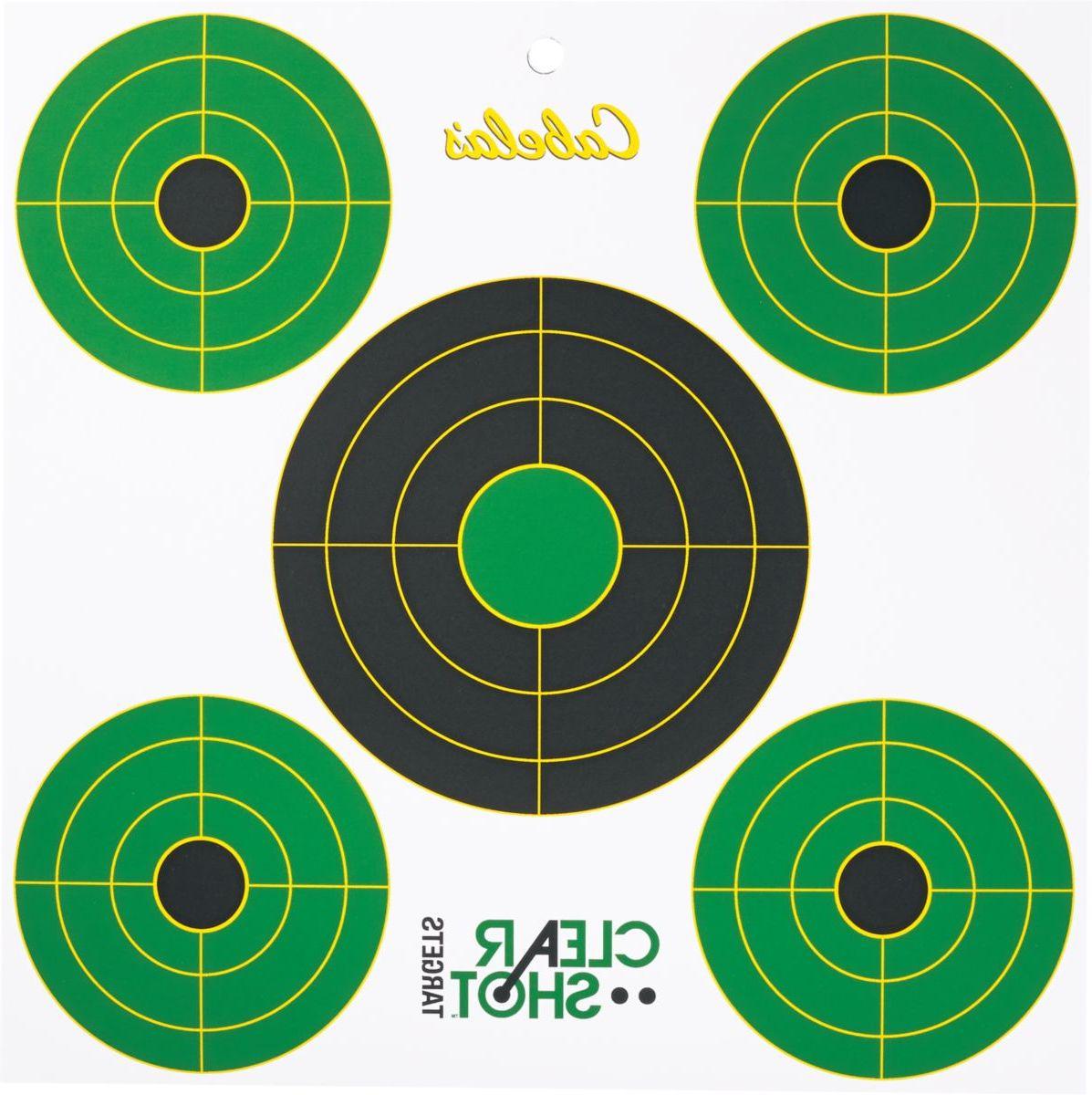 Cabela's Clear Shot Targets