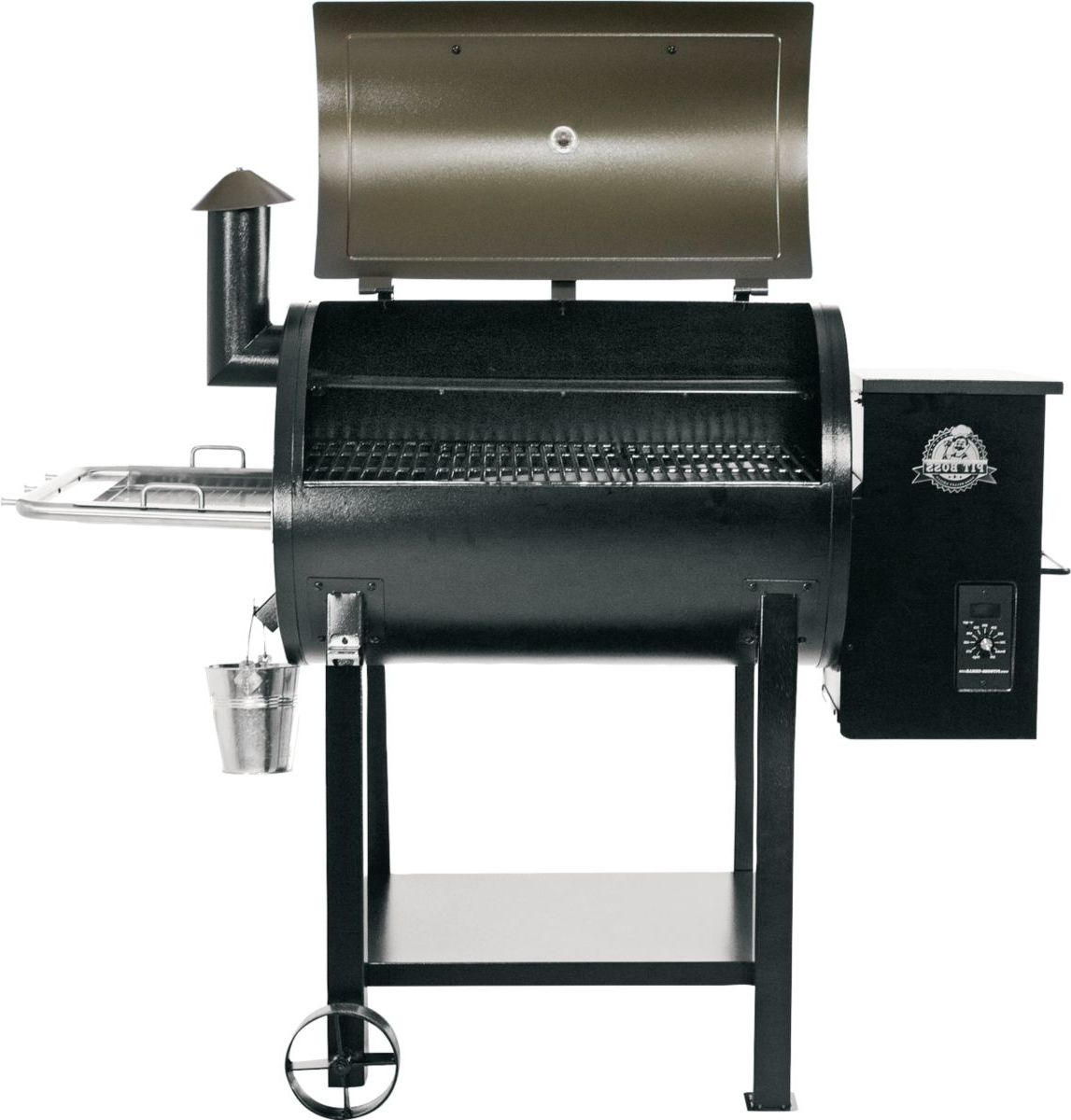 Pit Boss 820 Deluxe Wood-Pellet Grill