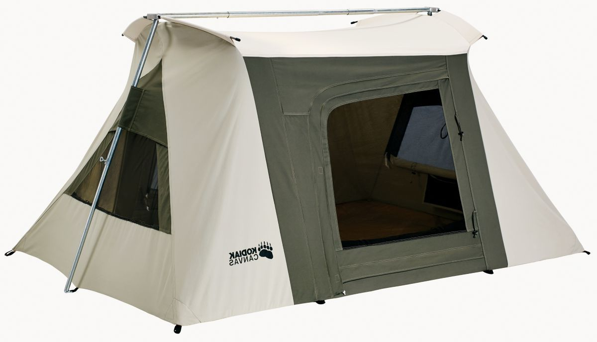 Kodiak Canvas Flex-Bow VX 2-Person Tent
