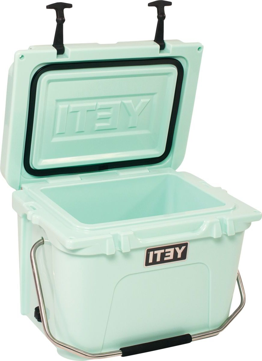YETI® Seafoam Green Limited Edition Roadie 20 Cooler