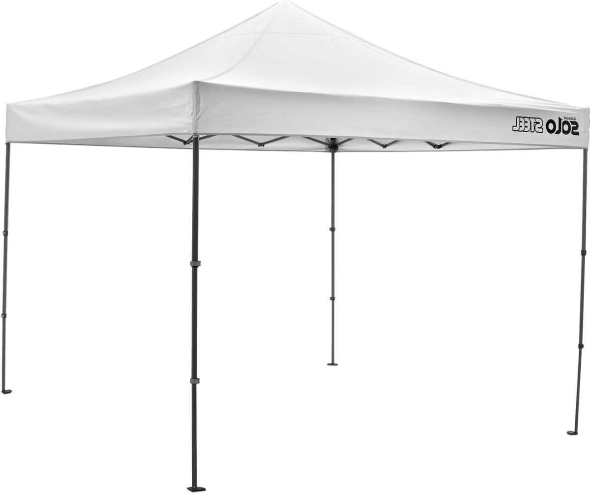 Quik Shade™ Solo Steel 100 Compact 10-ft. x 10-ft. Canopy