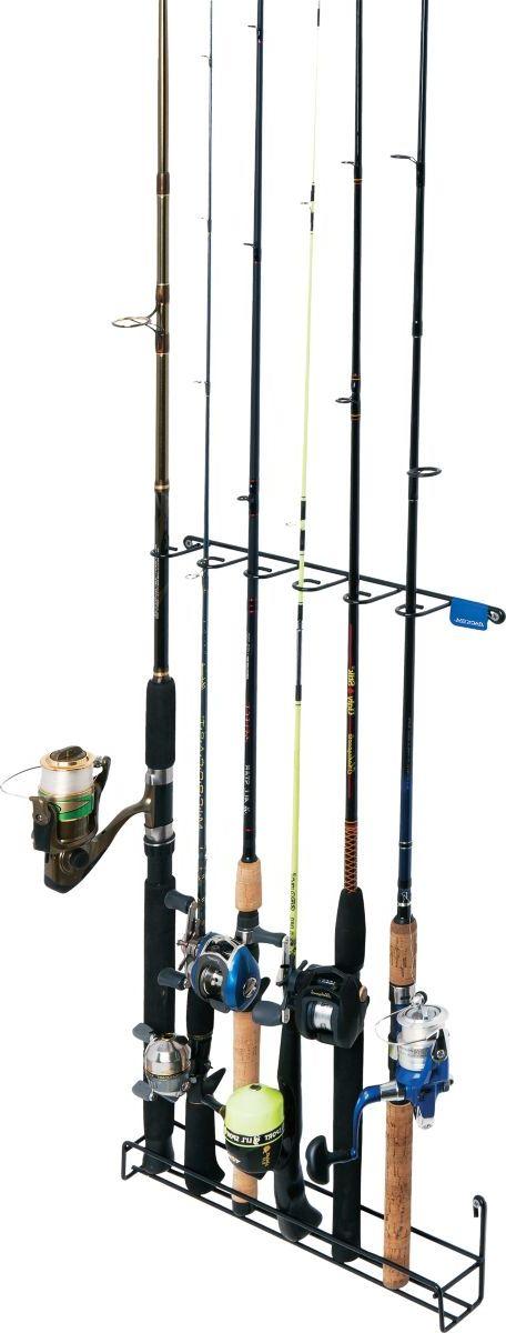 Rack'Em Six-Rod Vertical Rack