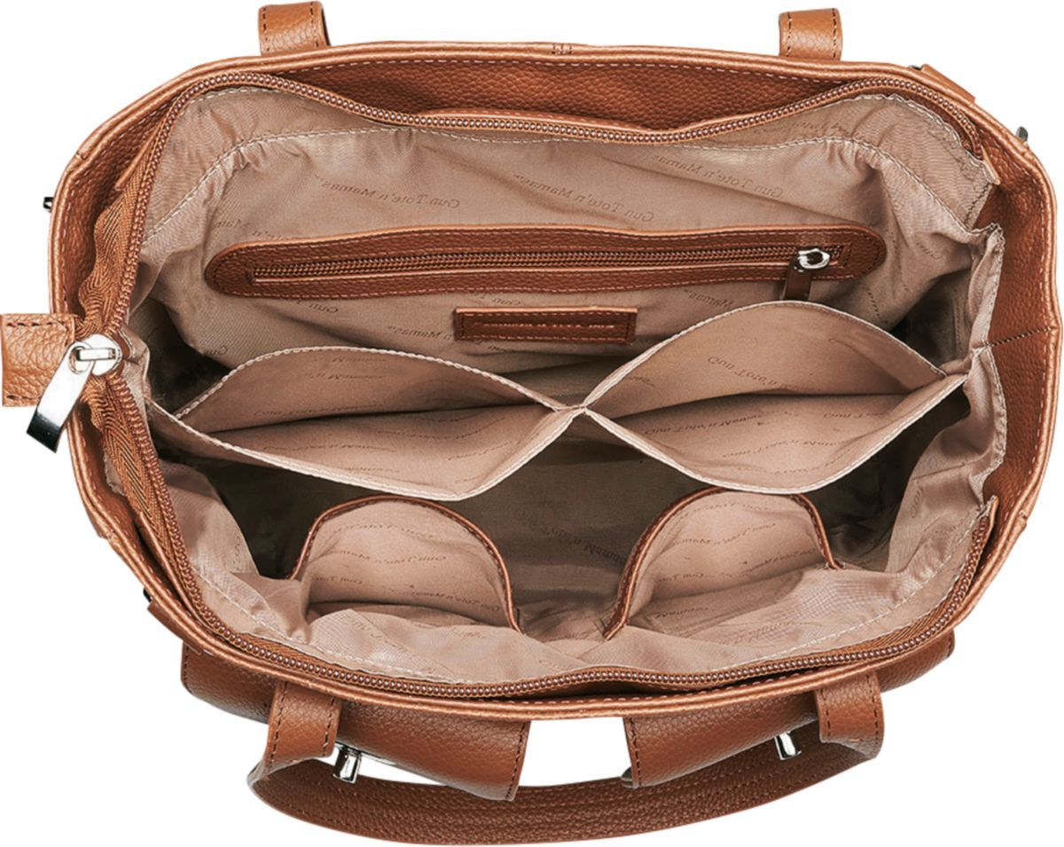 Gun Tote'n Mamas Cargo-Pocket Concealed-Carry Tote