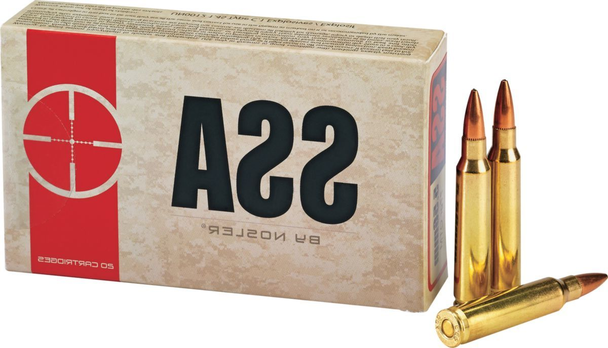 SSA® Rifle Ammunition