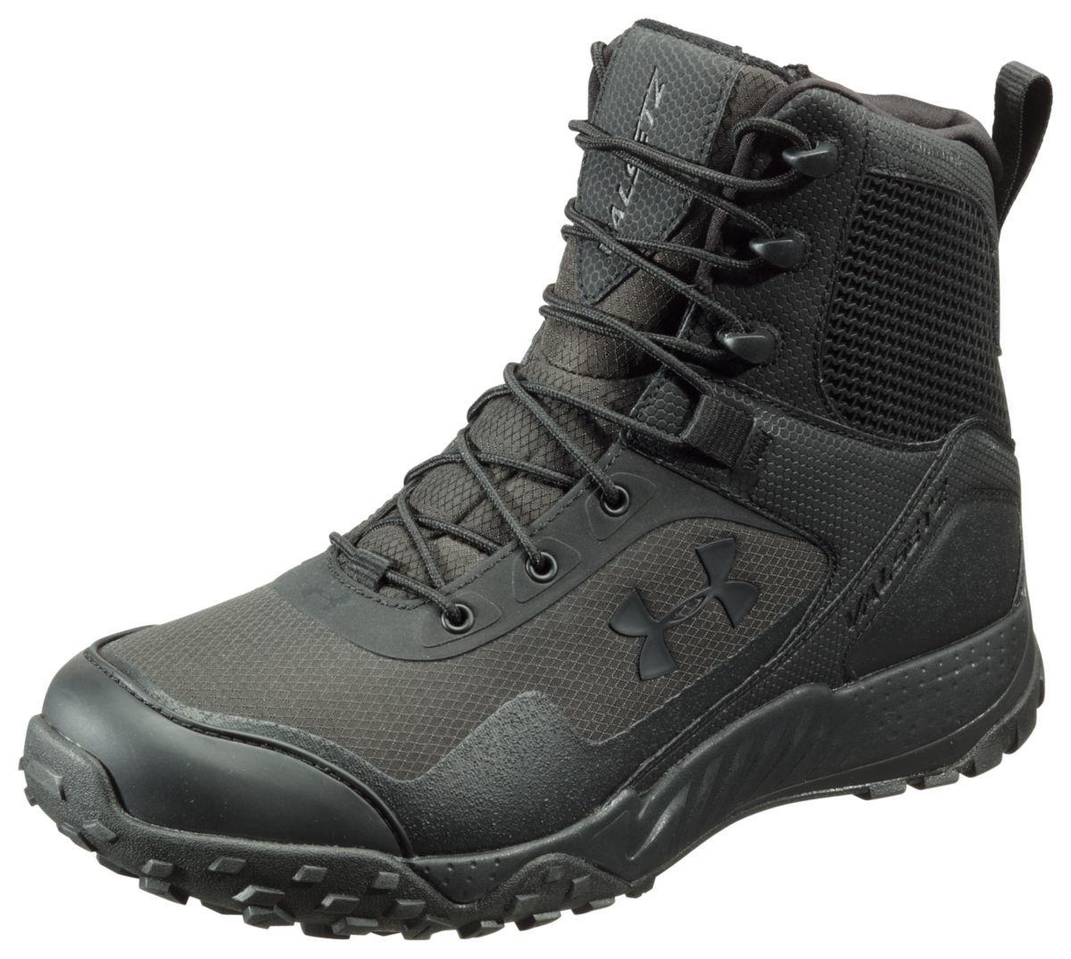 Under Armour® Men's Valsetz RTS 1.5 Side-Zip Tactical Duty Boots