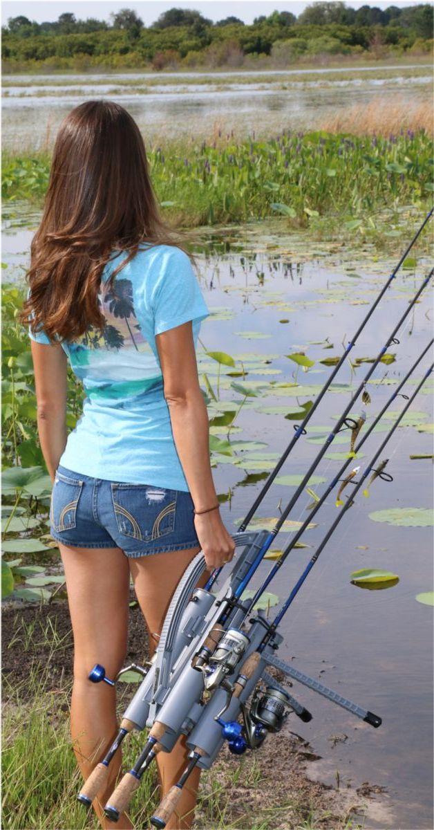 Rod-Runner Fishing Rod Caddy