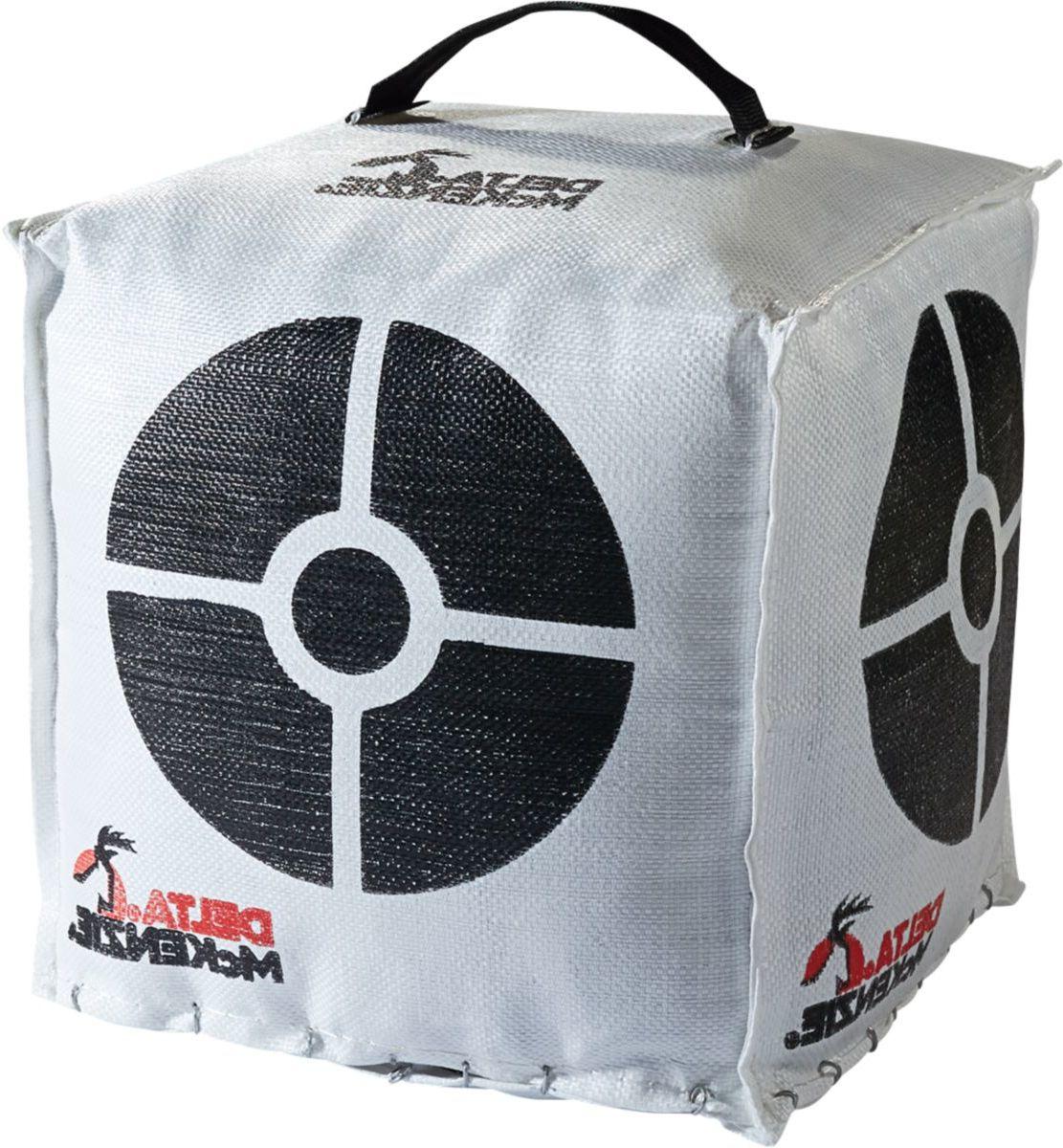 Delta McKenzie White Box Bag Archery Target