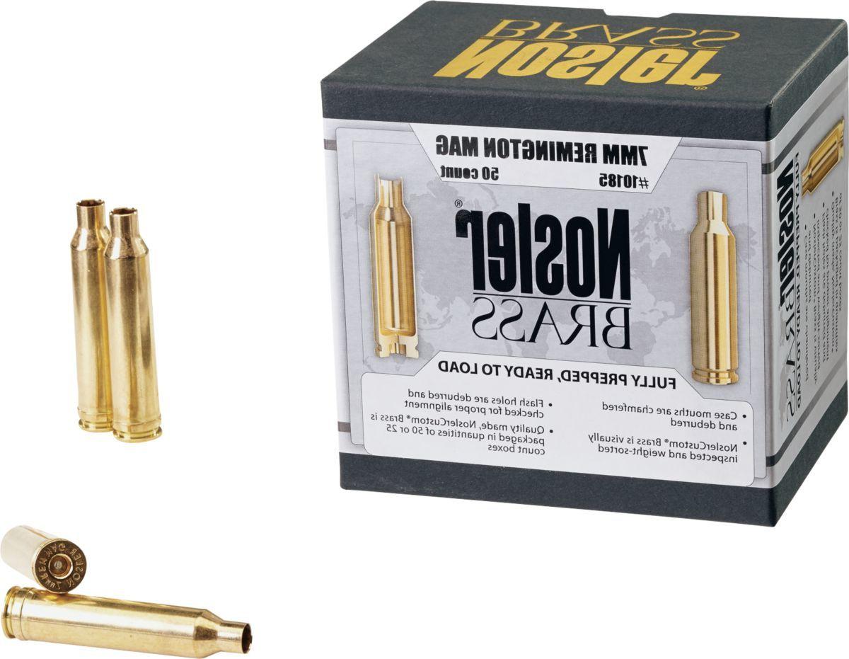 Nosler® Custom™ Rifle Brass
