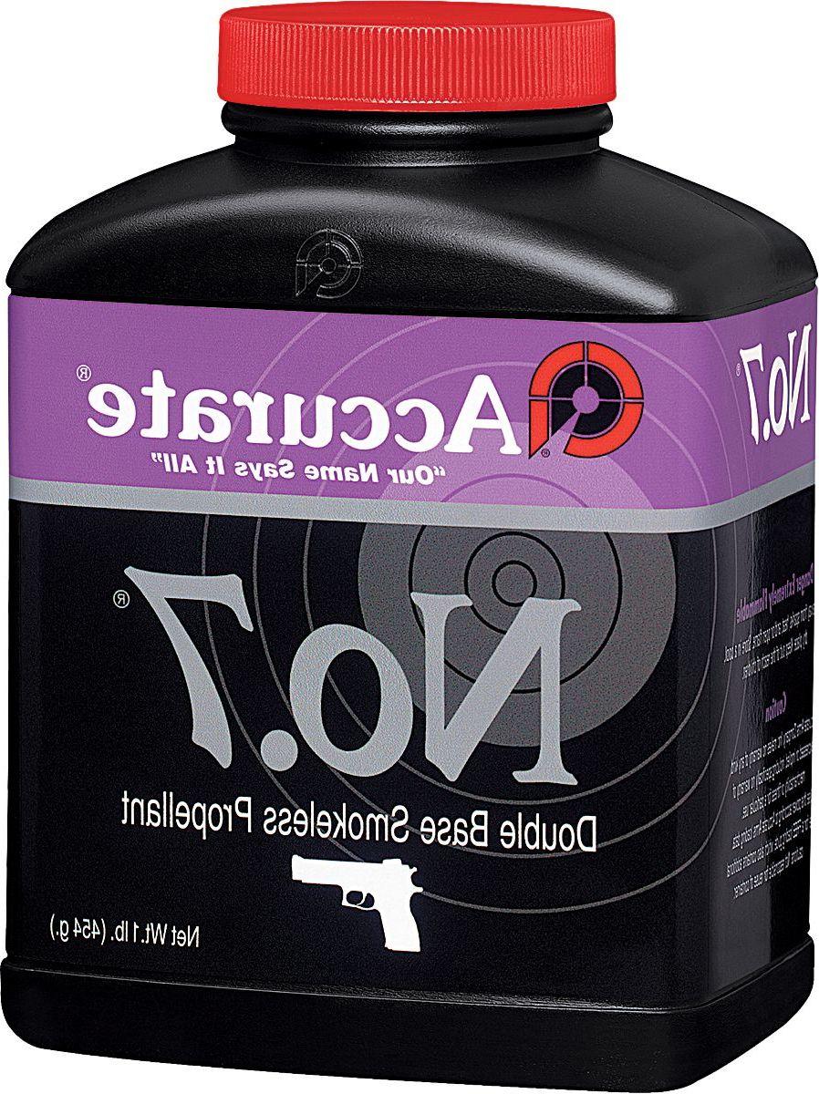 Accurate® Smokeless Powder