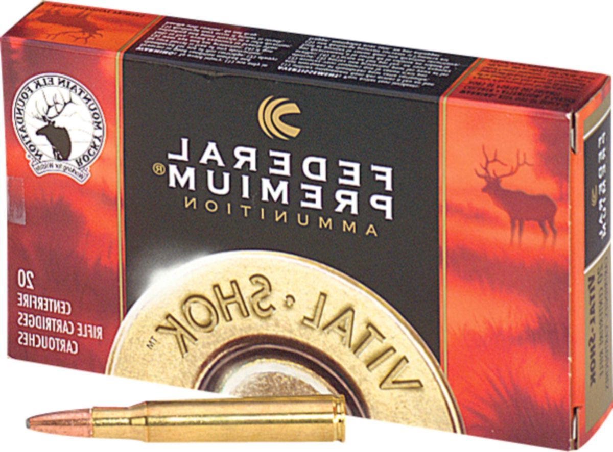 Federal Premium® .308 Winchester® Rifle Ammunition