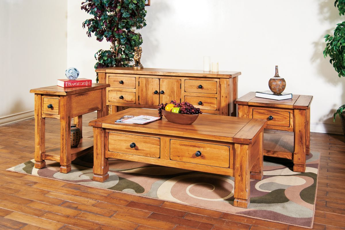 Sedona Chairside Table