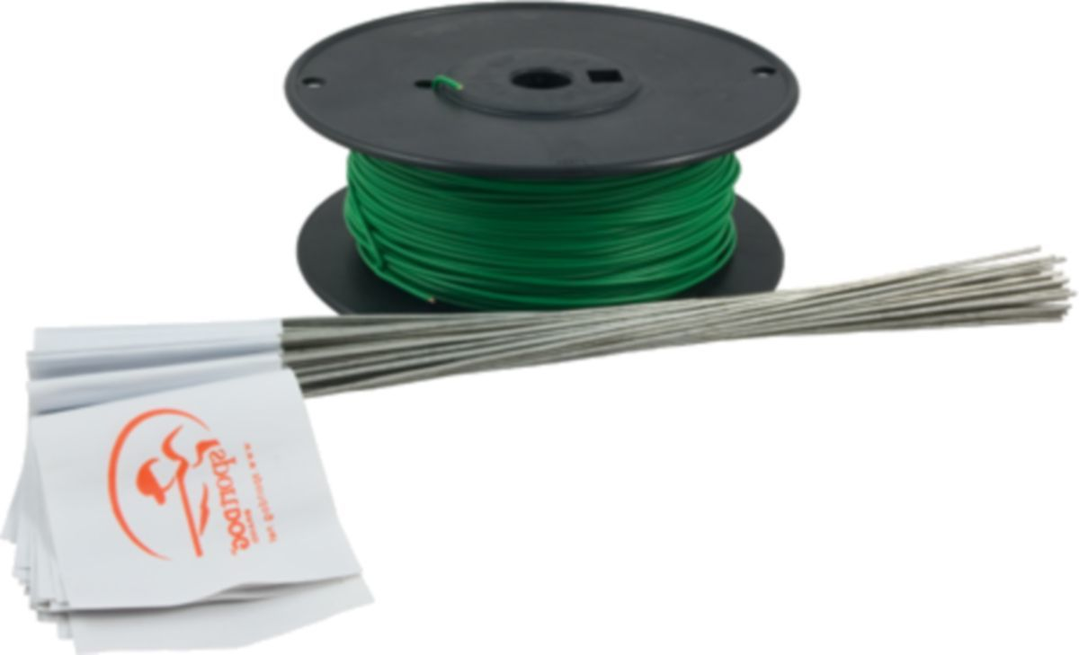 SportDOG Brand® In-Ground Fence Wire and Flag Kit