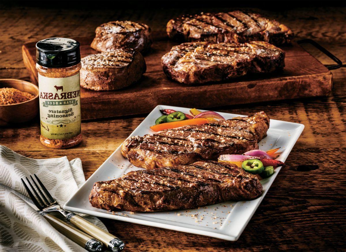Nebraska Star Beef All-Natural Wagyu Package