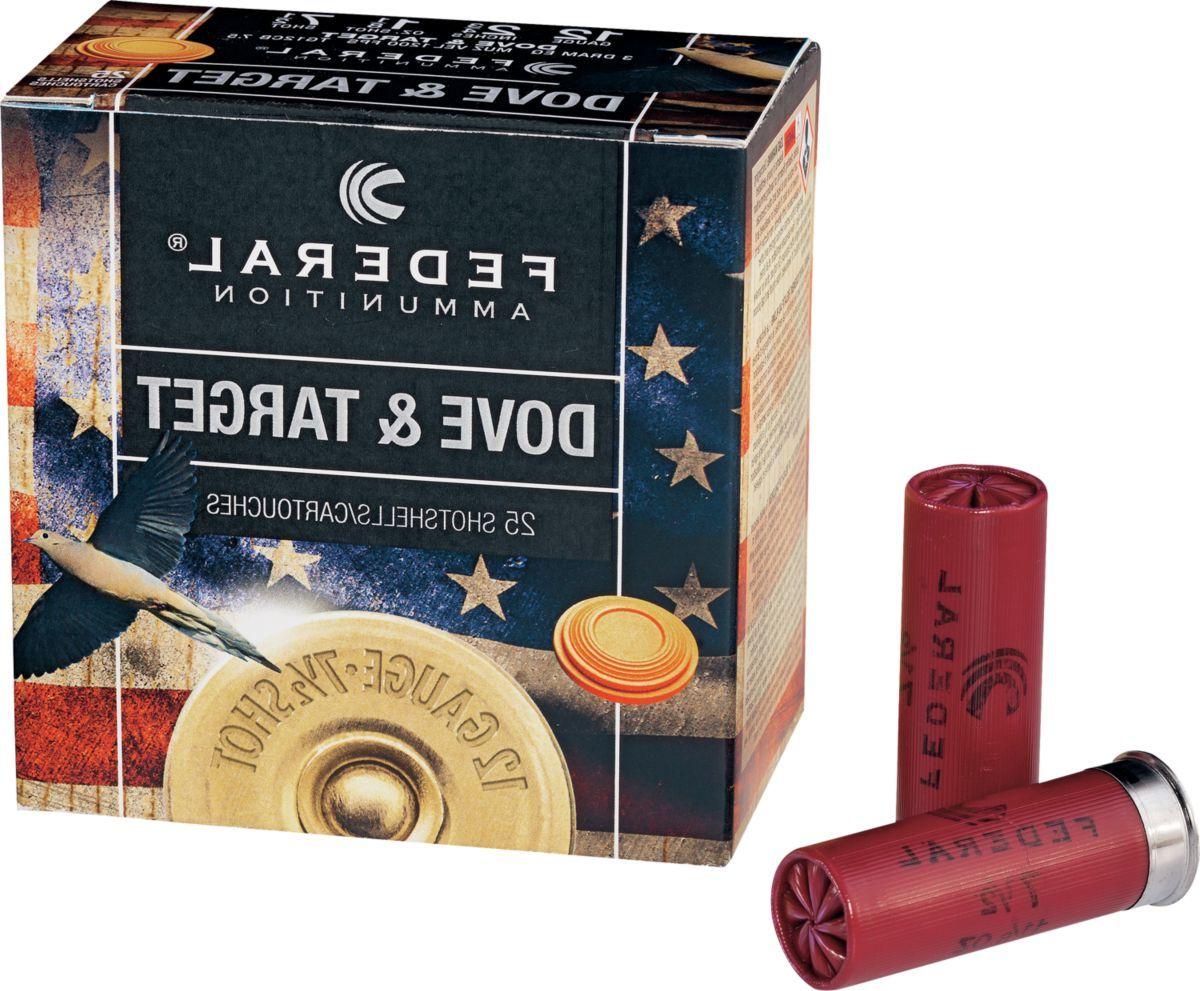 Federal® Dove and Target Shotshells – Per Box – Cabela's Exclusive