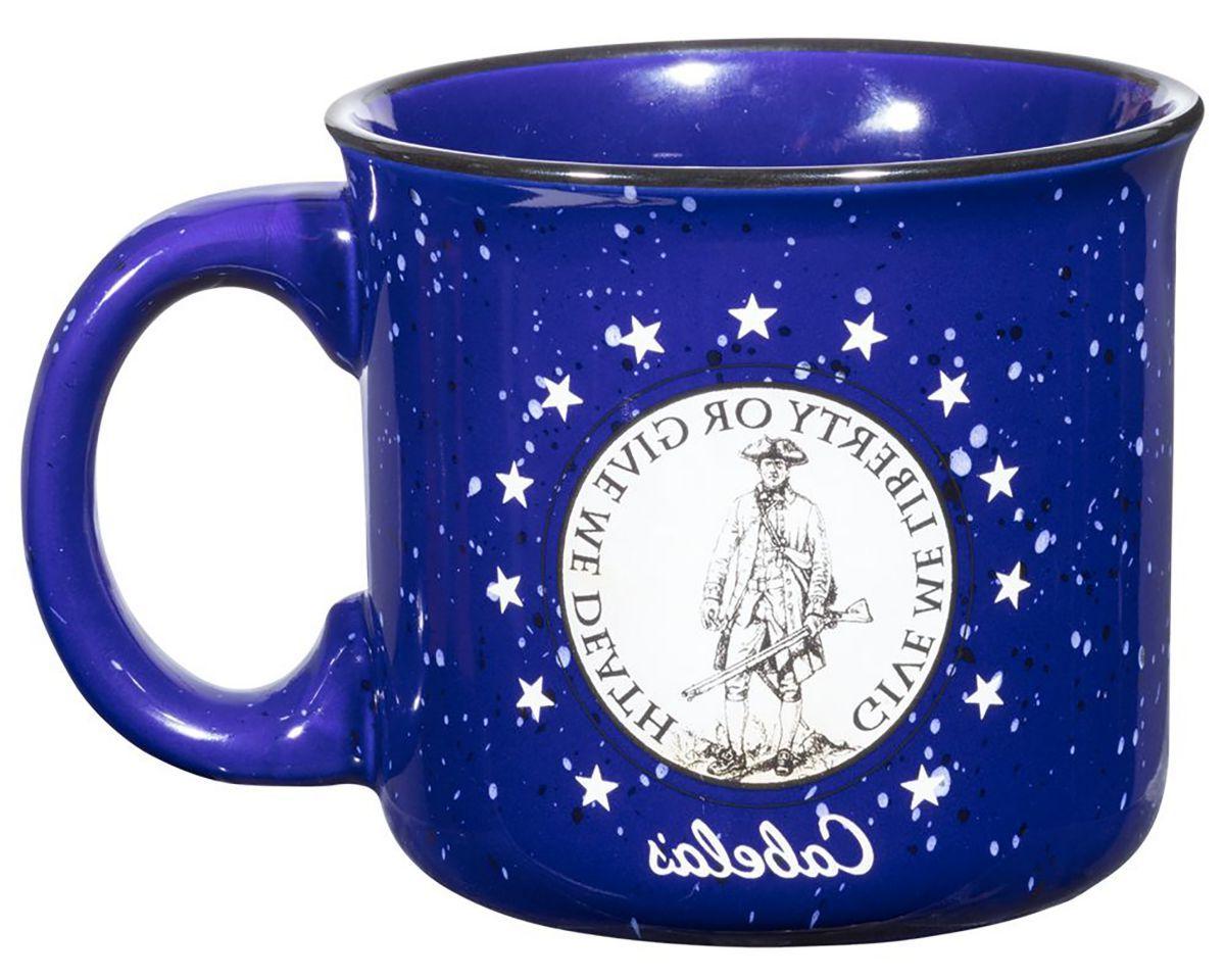 Cabela's Give Me Liberty Camp Mug - 16oz.