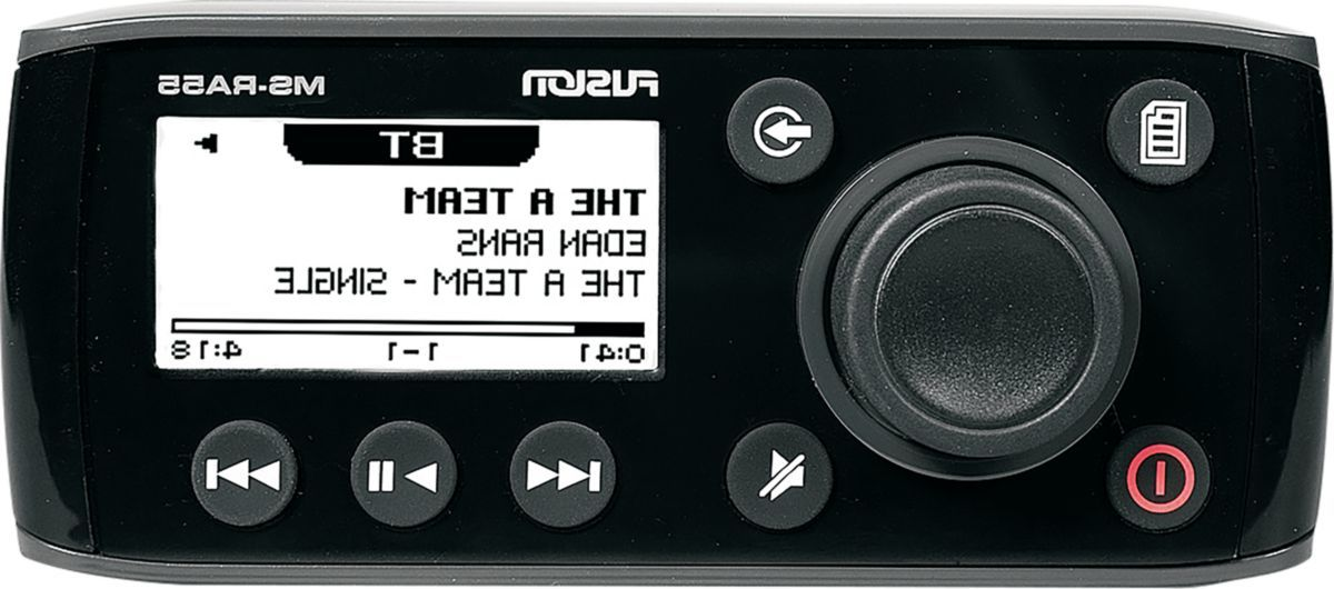 Fusion MS-RA55 Compact Marine Stereo with Bluetooth®