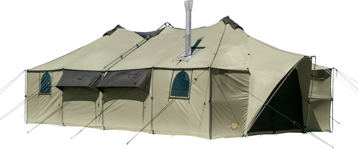 Cabela's Ultimate Alaknak™ 13-ft. x 27-ft. Tent