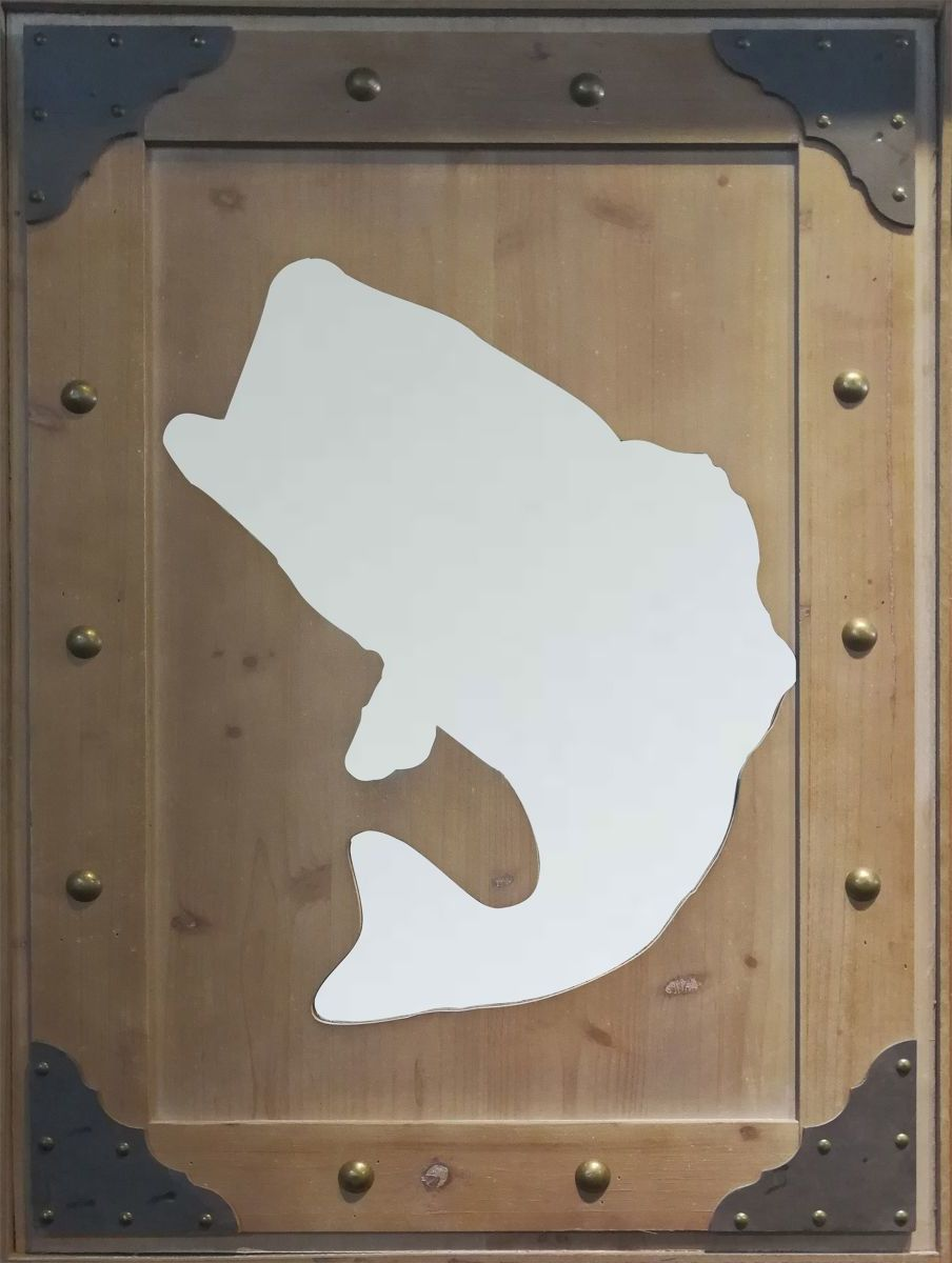 Tim Wolfe Vintage Direct Bass Mirror