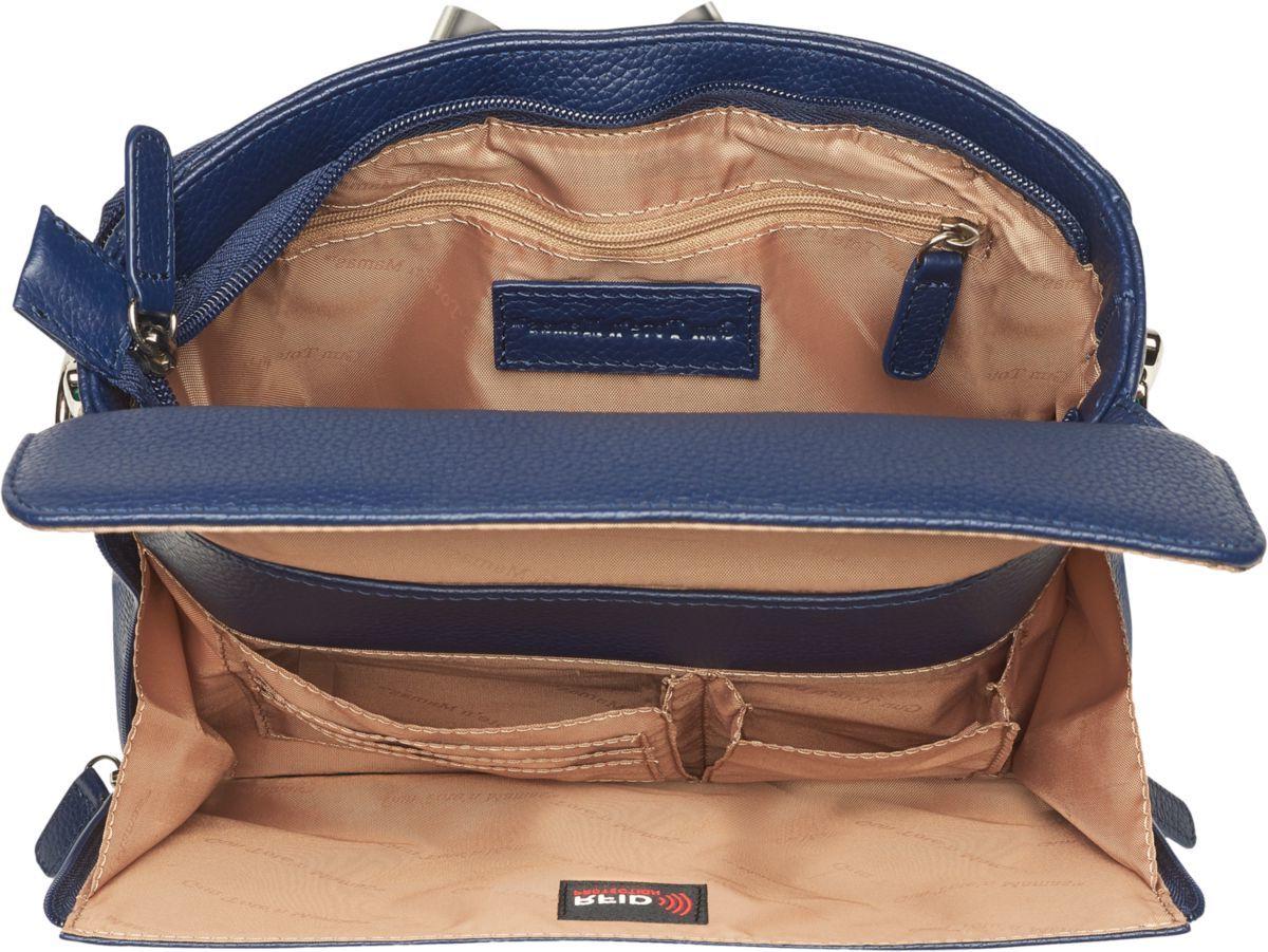 Gun Tote'n Mamas™ RFID Crossbody Clutch/Purse Concealed Carry Handbag
