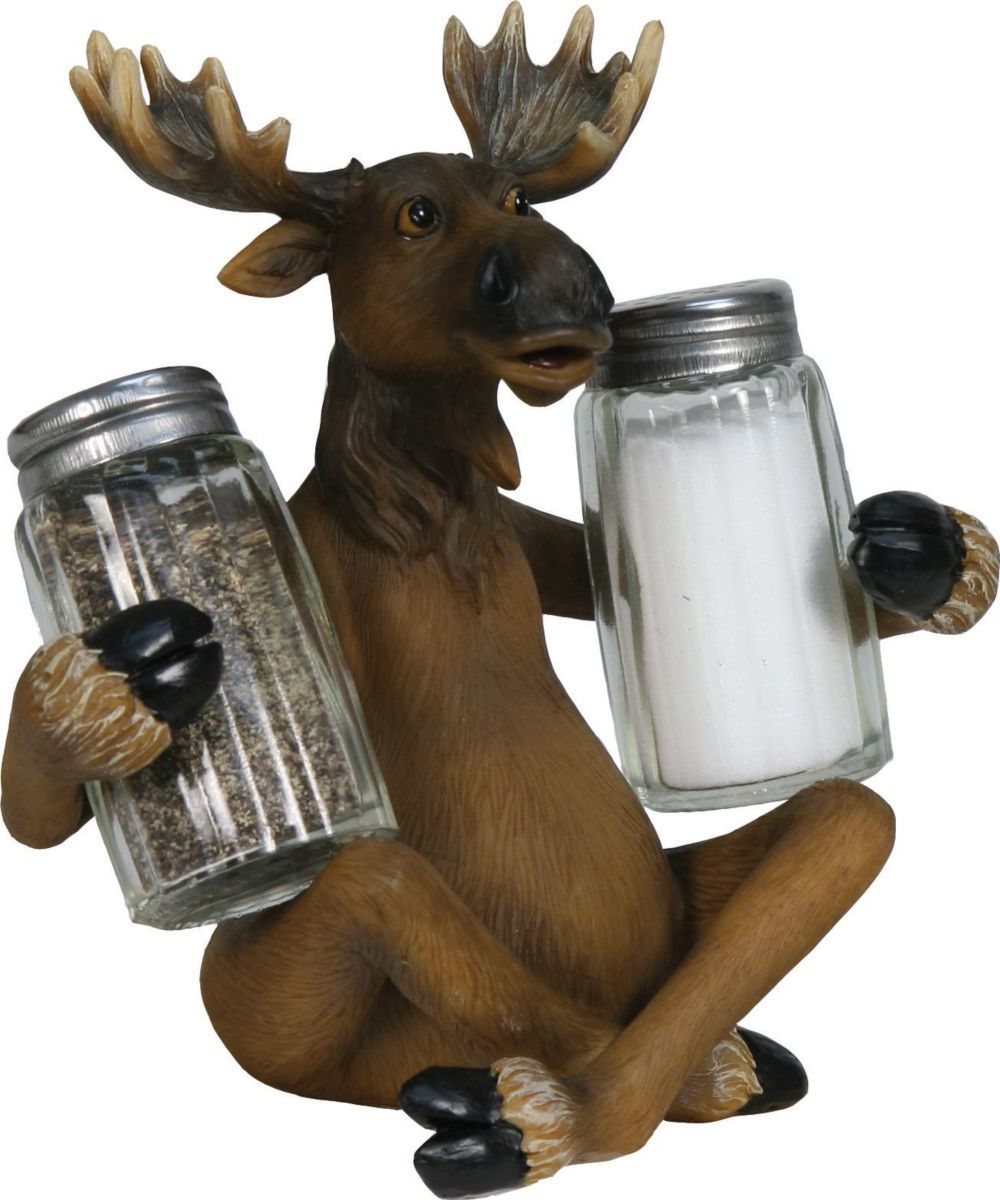 River's Edge Salt and Pepper Shakers