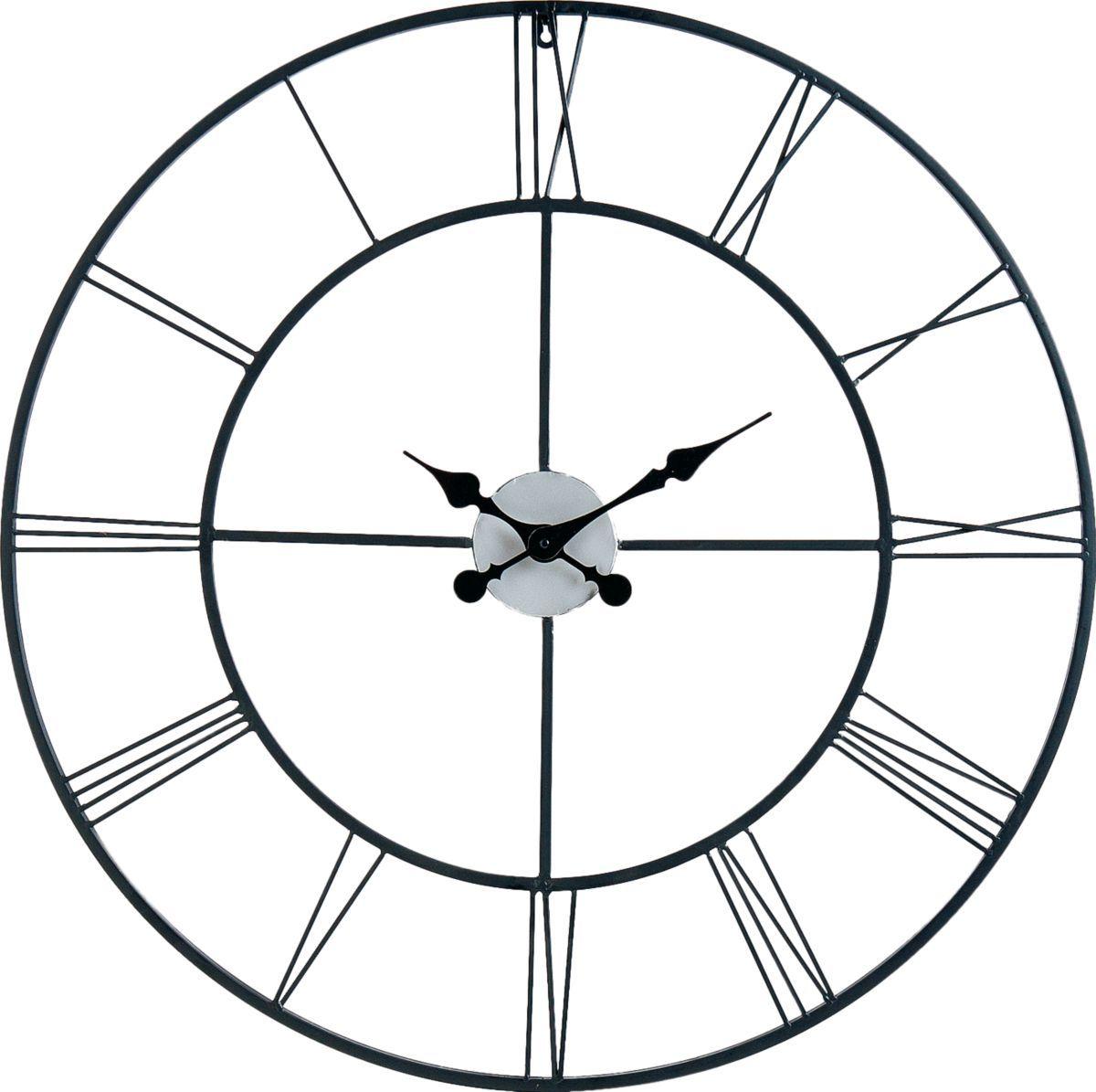 """Decorative Wall Clock 30"""" D."""