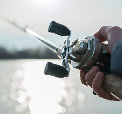 saltwater conventional reel
