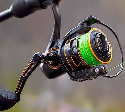 saltwater spinning reel