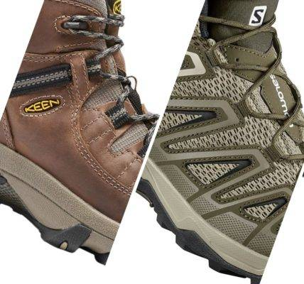 a857e9f0111 The 10 Best Hiking Footwear for Ladies in 2019