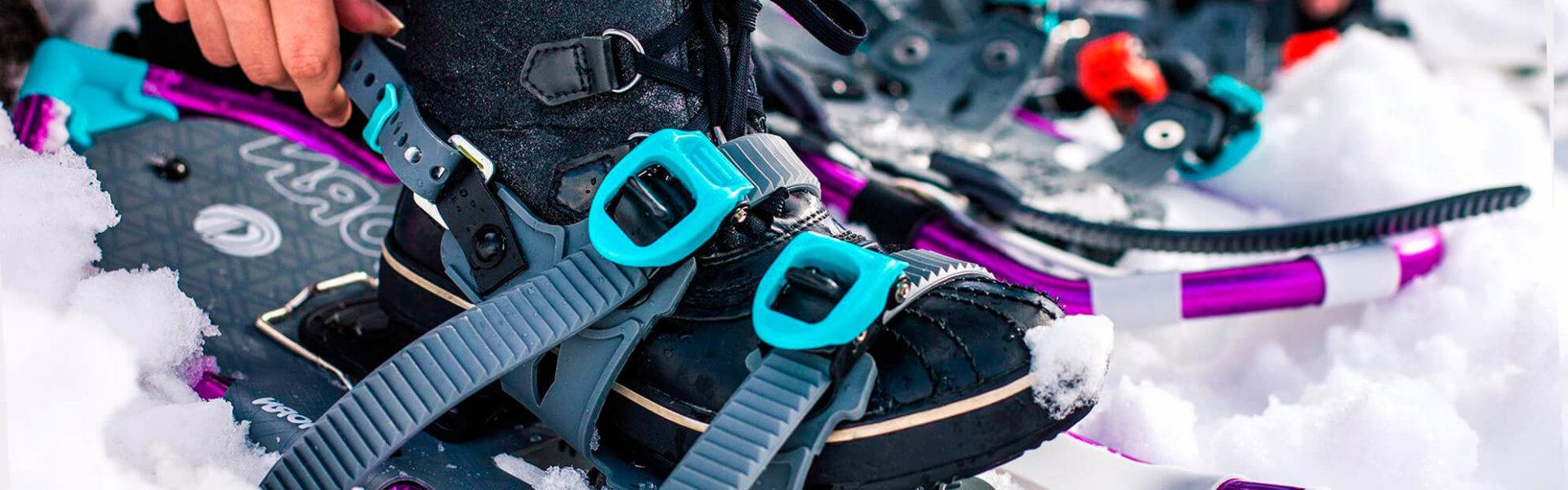 hiking snowshoes for men