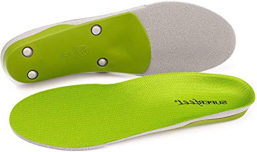 Superfeet GREEN backpacking insoles