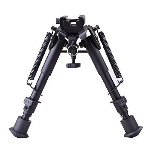 CVLIFE 6-9 Inches Tactical Rifle bipod for hunting