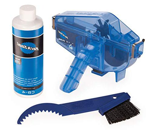 Park Tool CG-2.4 Bicycle Chain and Drivetrain Cleaning Kit bike chain cleaner