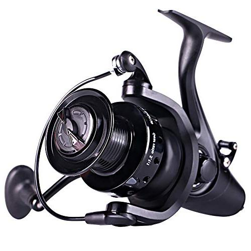 Sougayilang Metal Body catfish reel