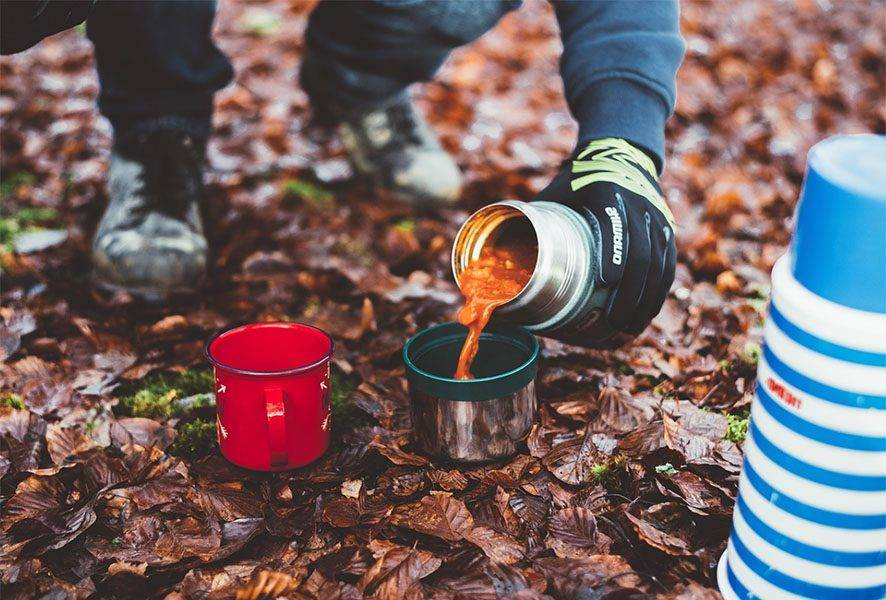 What Foods to Take With You on a Hike