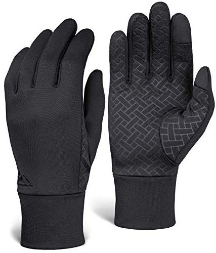Running Gloves with Touch Screen - Winter hiking gloves