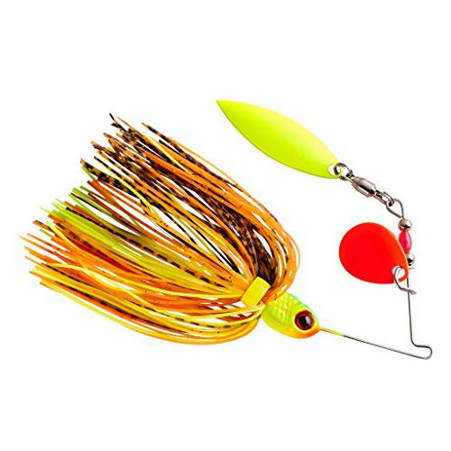 BOOYAH Pond Magic Small-Water Spinner bait for big bass